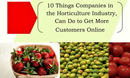 Online Marketing Surefire Tips For Businesses in Horticulture Industry