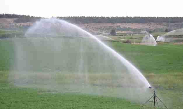 RainGun Sprinkler is it the Best Way to Irrigate a Farm?