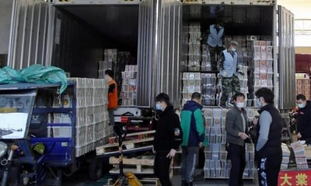 Great Crisis As Importers and Exporters Fight For Shipping Containers